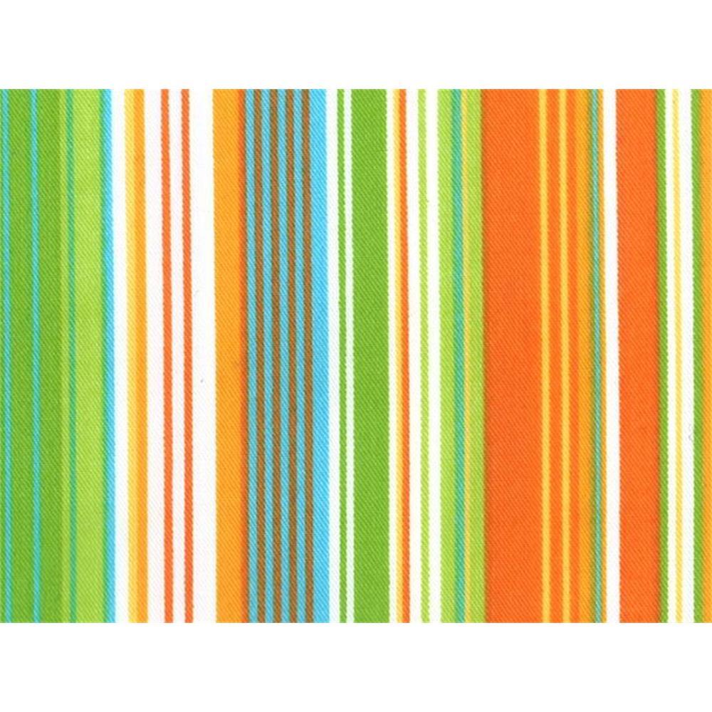 schlaufenschal mit band turin gr n orange vorhang blickdicht ebay. Black Bedroom Furniture Sets. Home Design Ideas