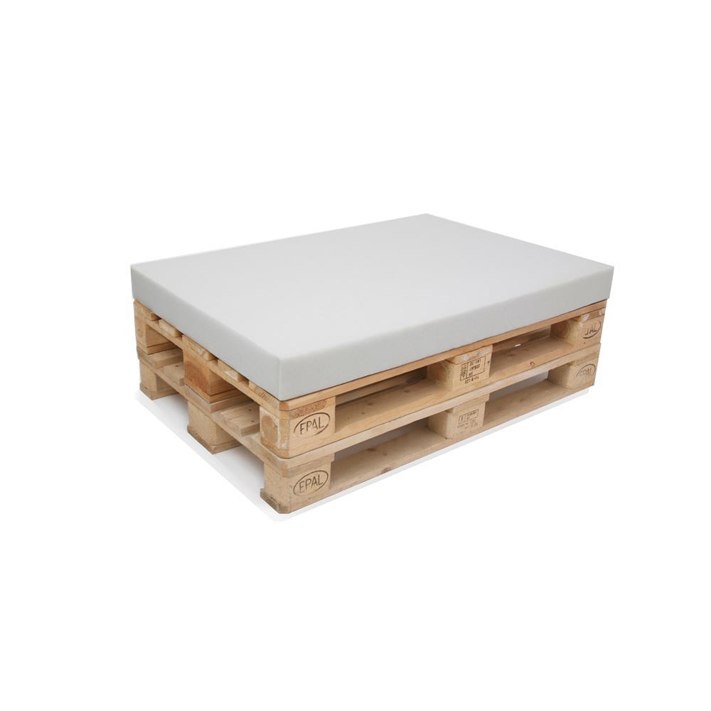 Schaumstoff Zuschnitt Schaumstoffplatte Matratze Polster Schaum Palette 80x120x6cm