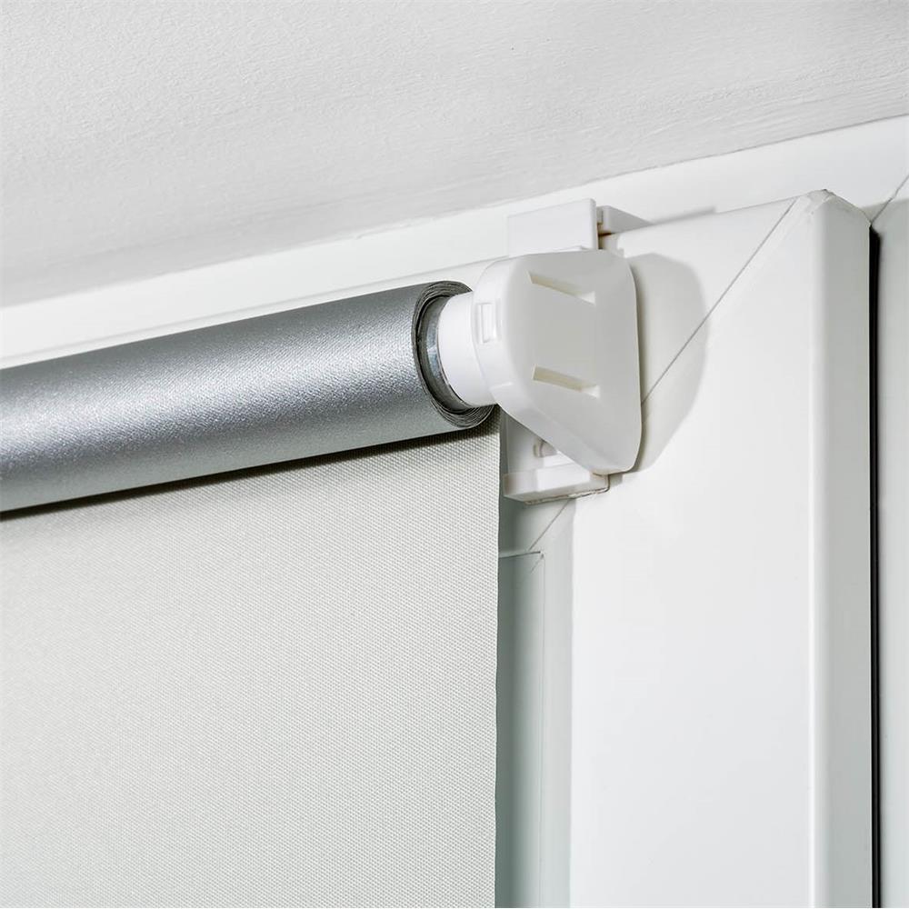 rollo klemmfix verdunklungsrollo thermo ohne bohren klemmrollo fensterrollo ebay. Black Bedroom Furniture Sets. Home Design Ideas
