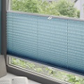 Plissee für standard senkrechtes Fenster