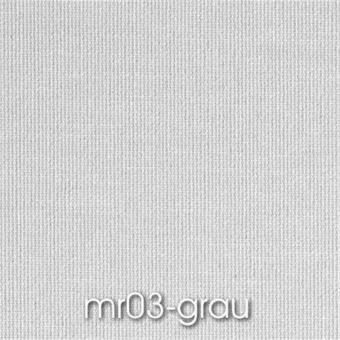 Seitenzugrollo SMART mr03 Blackout grau