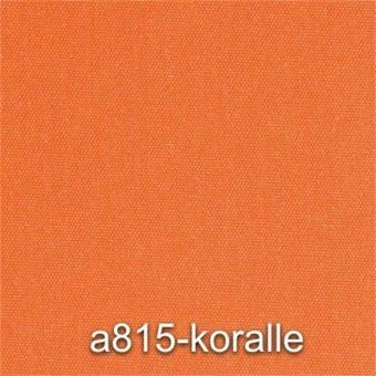 Flächenvorhang SMART a815 UNI koralle-orange
