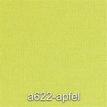 Flächenvorhang SMART a622 UNI apfel-grün