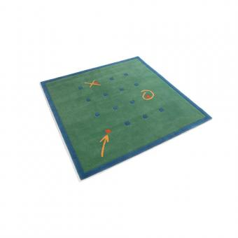 Design-Teppich COCOMBI 200x200cm