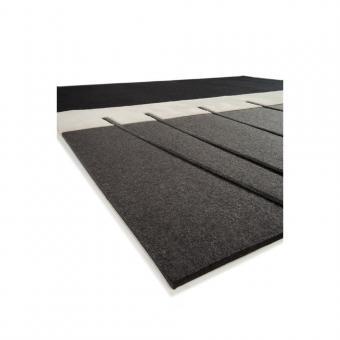 Design-Teppich JAB Anstoetz 200x200cm