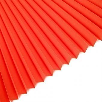 Plissee B!HOME BaselPerla 384 orange