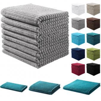 Handtuch Baumwolle Line Design