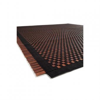 Design-Teppich VERSO 160x160cm