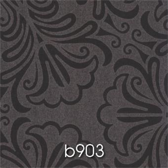 Flächenvorhang SMART b903 Ornamente braun