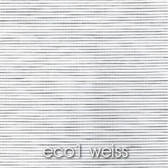 Flächenvorhang SMART eco1 Bambus weiß
