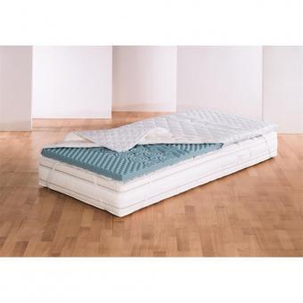 Matratzentoper Medisan Softly Komfort 140x200 cm