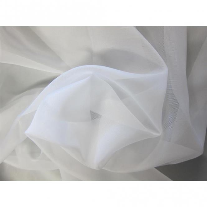 Restseller24 voile wei 300 cm breit 300cm breit for Wohnlandschaft 300 cm breit