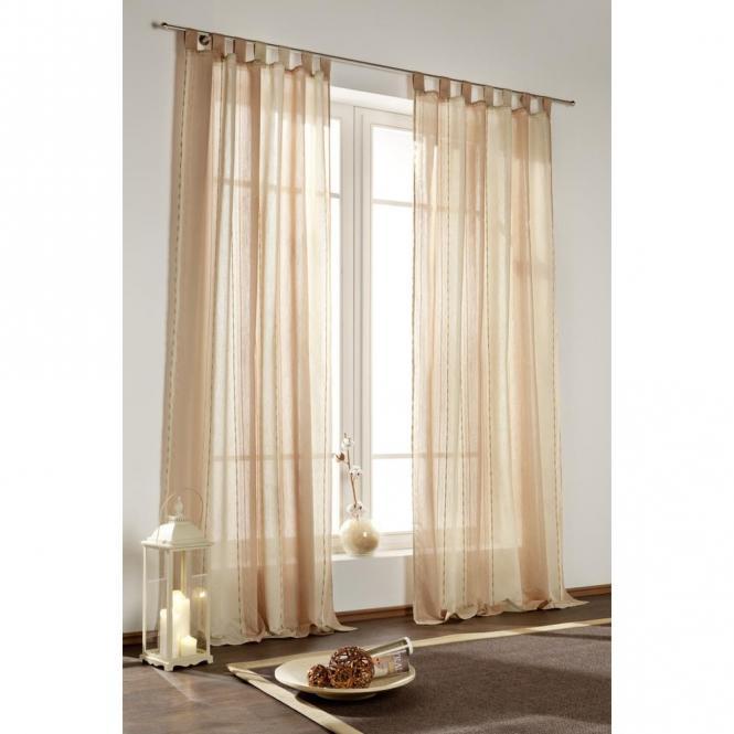 restseller24 schlaufenschal stockholm natur 140x245. Black Bedroom Furniture Sets. Home Design Ideas