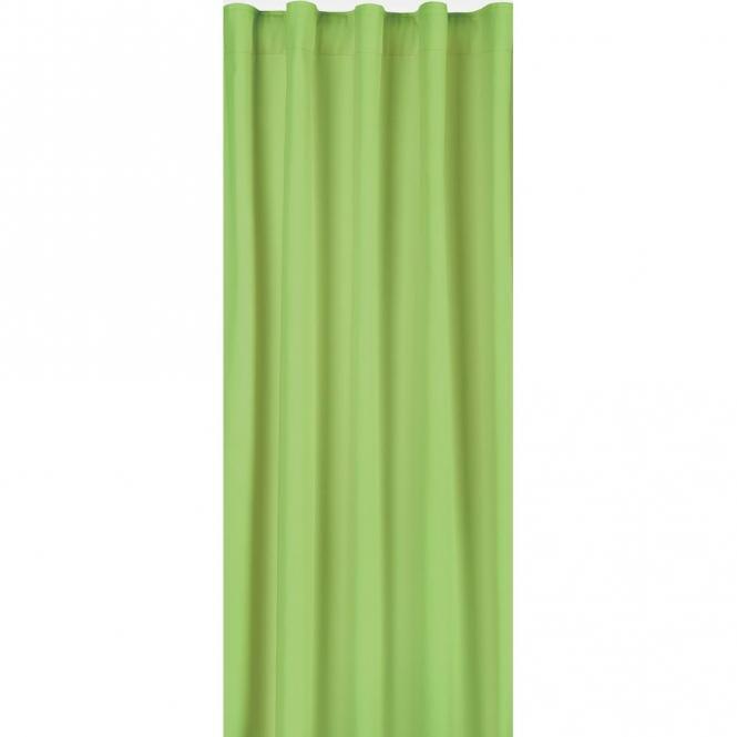 restseller24 schlaufenschal feiner ripsstoff bambus. Black Bedroom Furniture Sets. Home Design Ideas