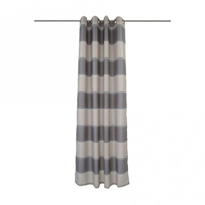 restseller24 senschal gestreift grau beige. Black Bedroom Furniture Sets. Home Design Ideas