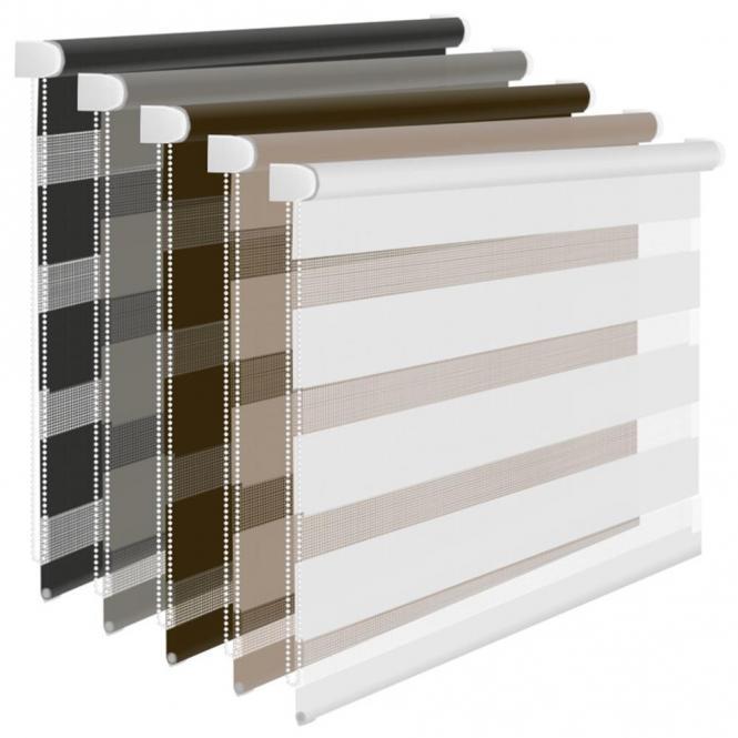 restseller24 doppelrollo klemmfix standardma. Black Bedroom Furniture Sets. Home Design Ideas