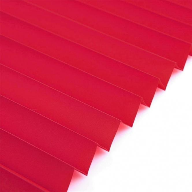 restseller24 plissee smart femi 6400 salsa rot. Black Bedroom Furniture Sets. Home Design Ideas
