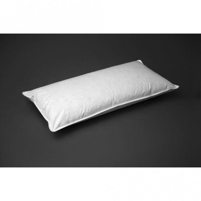 restseller24 kopfkissen federn daunen 40x80cm 400g 70 dern 30 unen. Black Bedroom Furniture Sets. Home Design Ideas