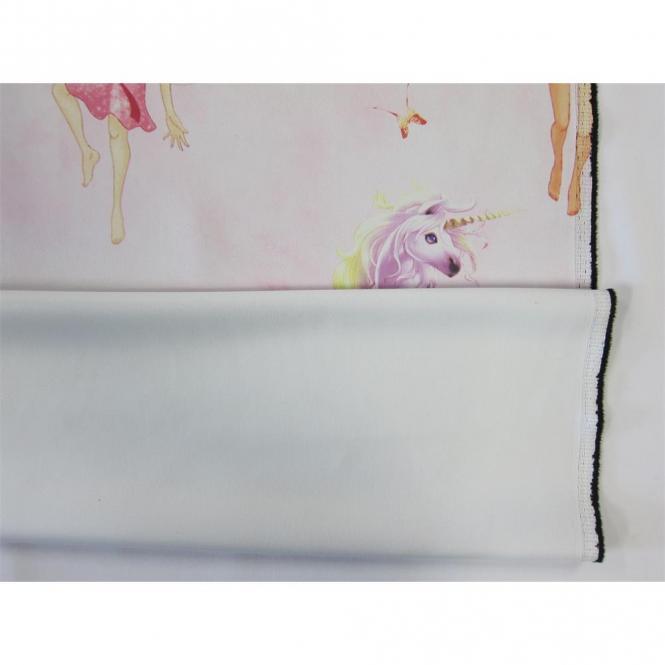 Restseller24 verdunkelungsstoff elfe rosa 150cm breit - Verdunklungsstoff kinderzimmer ...