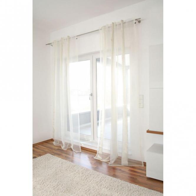 restseller24 schal mit band joop creme lindgr n. Black Bedroom Furniture Sets. Home Design Ideas